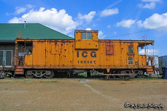ICG 199567 | Caboose | Covington, Tennessee