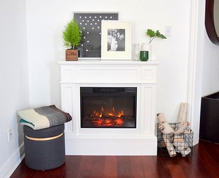 decorating-electric-fireplace