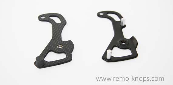 Fibre Lyte Gear Mech Plate Shimano, Sram, Campagnolo 6080