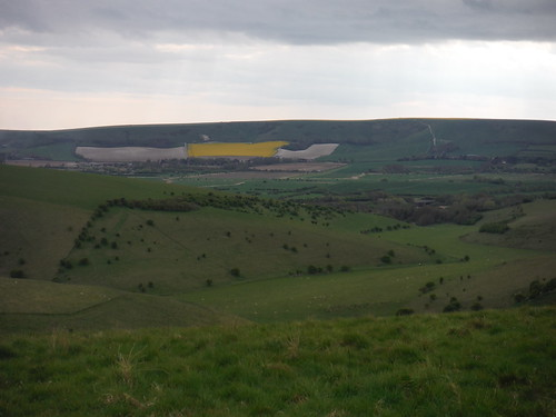 View across Bible Bottom and Ouse Valley