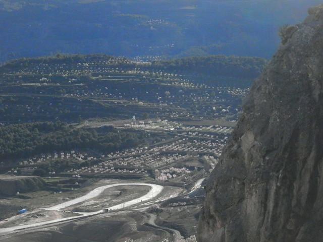 El valle desde la Atalaya