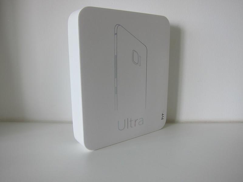 HTC U Ultra - Box
