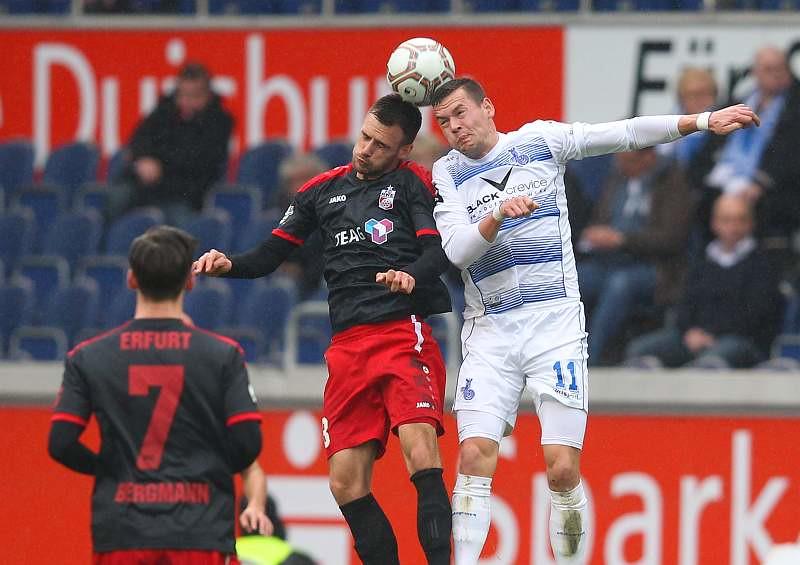 18.3.2017  MSV Duisburg vs. FC Rot-Weiss Erfurt 3-2 , Fotograf: Frank Steinhorst-Pressefoto