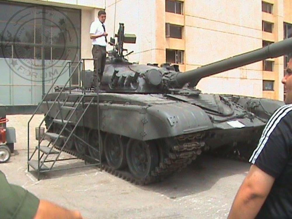 صور دبابات قتال رئيسية الجزائرية T-72M/M1/B/BK/AG/S ] Main Battle Tank Algerian ]   - صفحة 4 33918455786_8fd141ded7_o