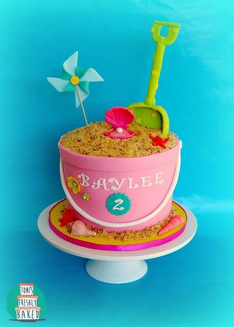Cake by Toni's Freshly Baked