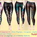 *{ SeVered GarDeN }* PAIGE Leggings # B
