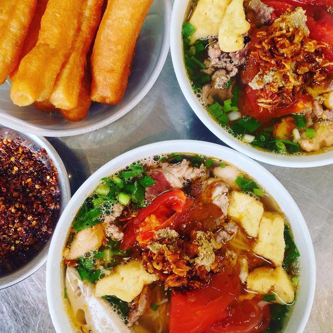 5 món bún siêu ngon của Hà Nội