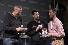 Duke's Choice Awards Celemony, Duke's Cafe Open House, JavaOne 2014 San Francisco
