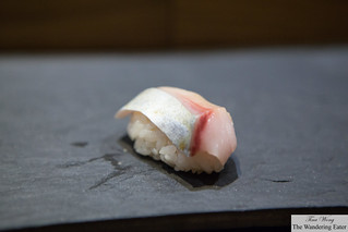 Seki saba (a type of mackerel) - a fattier version of the sadman
