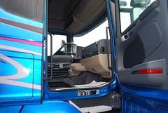 Scania Bluestream R580 Topline Streamline 6x2