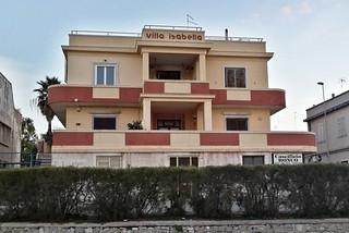 Torre a Mare. Villa Isabella front