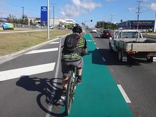 Bike Lane, Caboolture