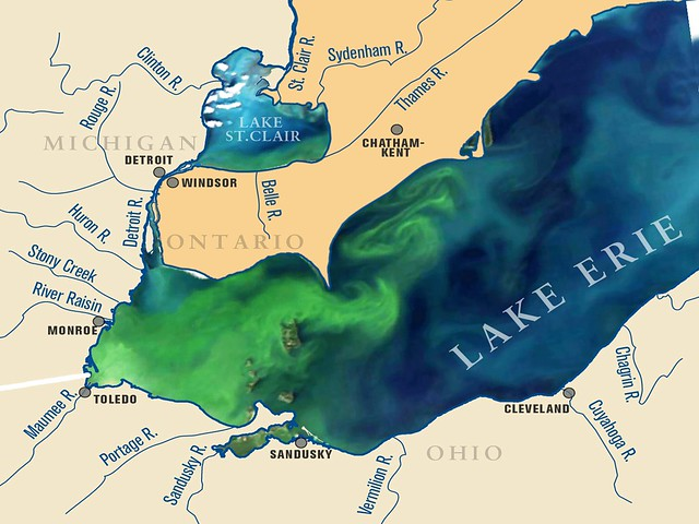 ईरी झील