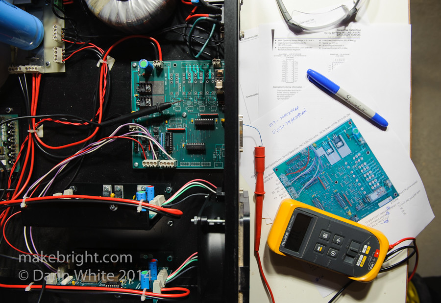 TORCAM CNC controller reverse engineering 018