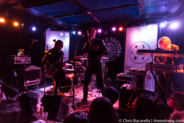 Step Rockets @ Knitting Factory, NY 10/20/14