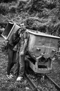 Reportaje de pareja Marcos y Cynthia - JDaudiovisuals by Jordi Mora