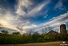 Rural Autumn Sky
