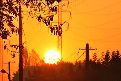 city sunrise nikon lodz nikond90 theroadtowork 55300mmf4556 eggii