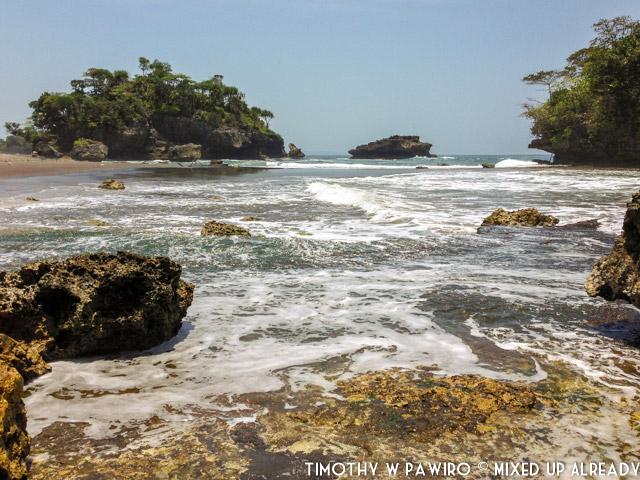 Indonesia - Pangandaran - Batukaras - Pantai Madasari (03)