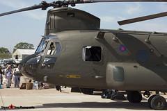 ZA714 - M7005 - Royal Air Force - Boeing Vertol CH-47 Chinook HC2 - Fairford RIAT 2006 - Steven Gray - CRW_1380