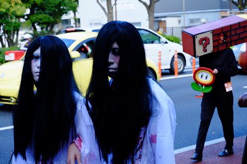 Kawasaki Halloween parade 2014 22