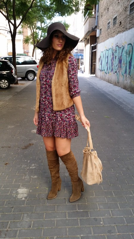 Look del mes, outfit of the month, octubre, october