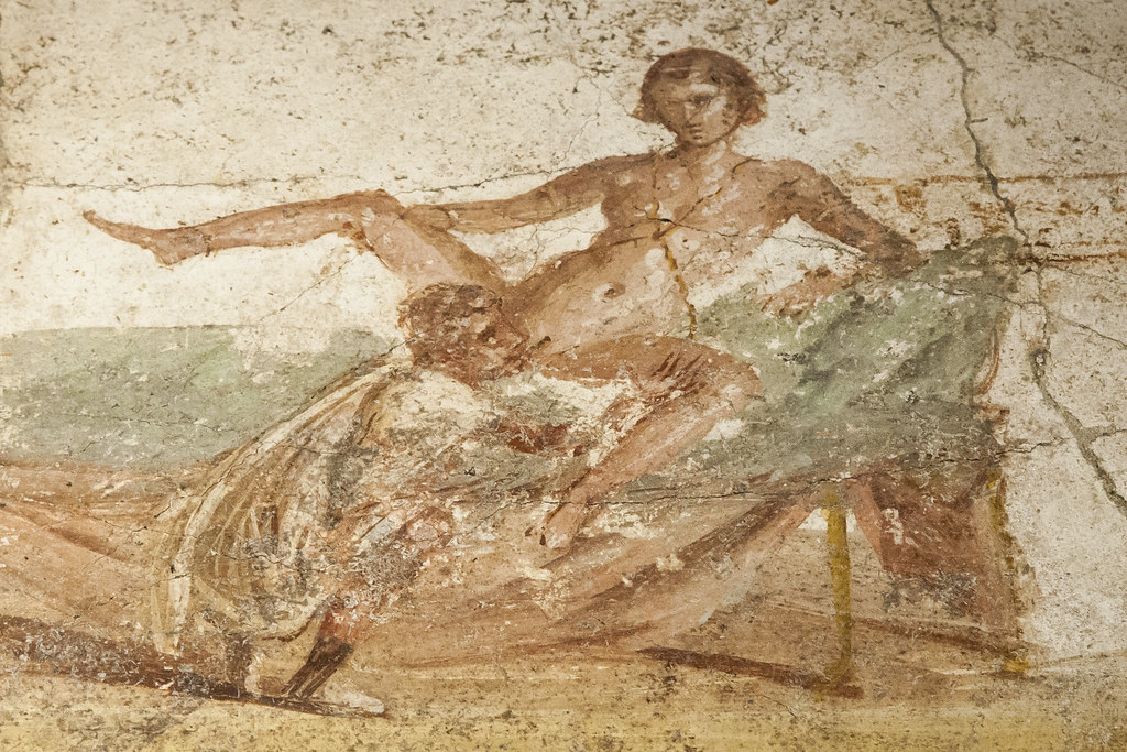 Erotic pictures from pompeii not