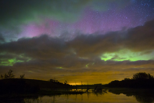 Aurora Pond September 27th