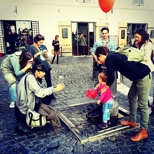 Instameet di incontri al Rione Monti, Roma