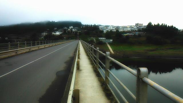 Camino de Santiago - Portomarin