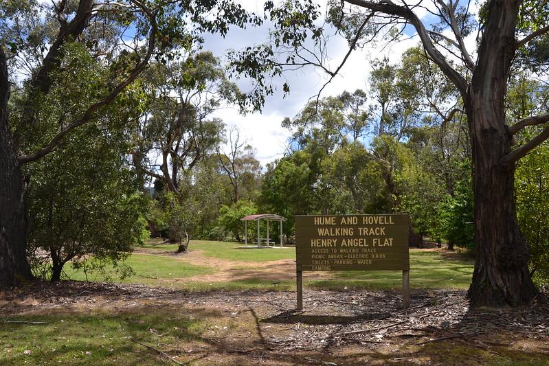 Henry Angel campground
