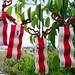 Reindeer Bacon Ornaments by Sappymoosetree