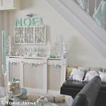 A Vintage Affair Christmas Corner