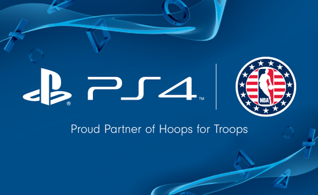 Hoops for Troops