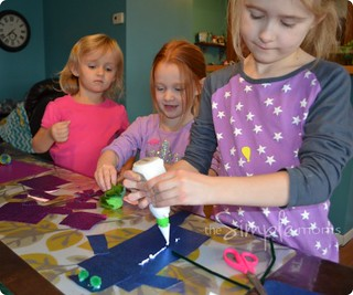 kids who craft together