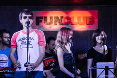 Ruido Pegajoso en FunClub