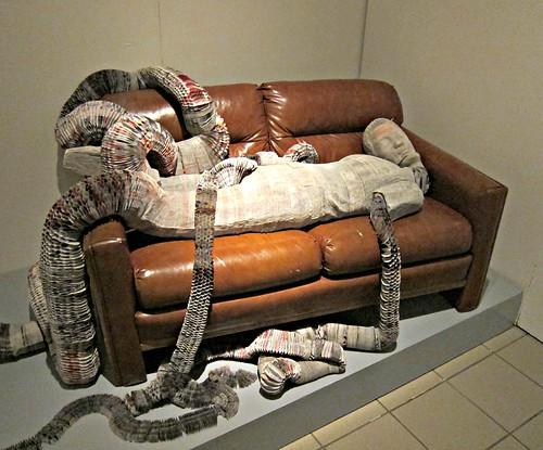 Cultured Man, 2012 - Li Hongbo