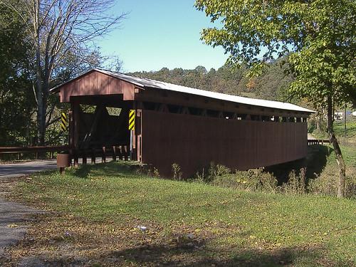 Sarvis Fork Bridge