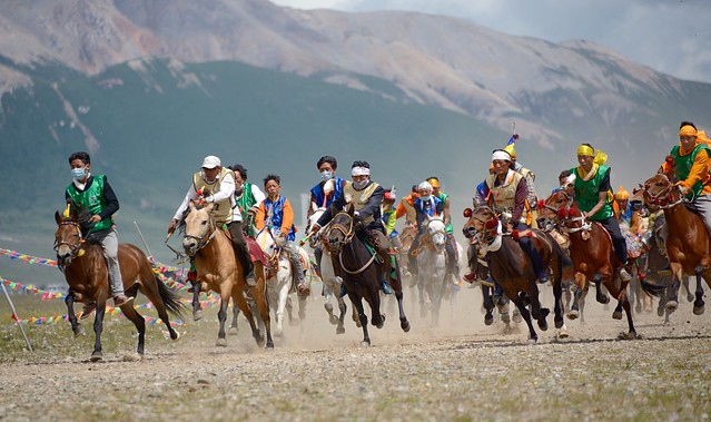 The Battle, Tibet 2014