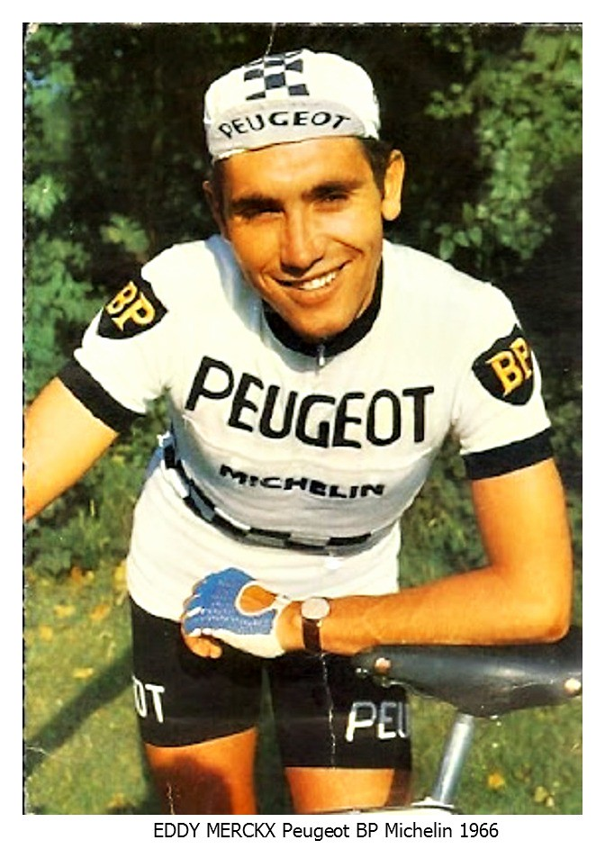 d32c7c26f 1966 Eddy Merckx Peugeot