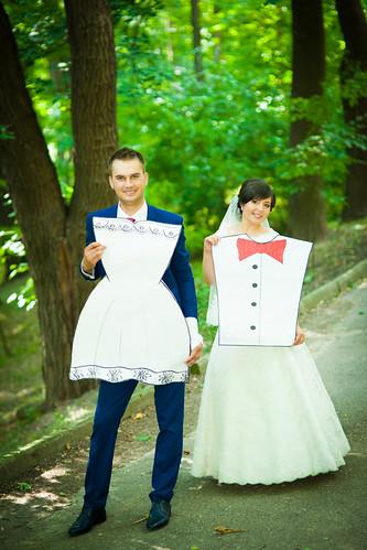 """Concursul """"Cuplul anului 2014"""" > Mihai şi Olga"""