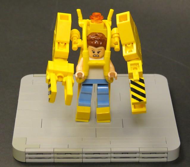 Mini Power Loader