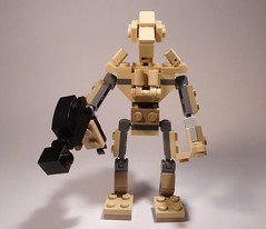 Battle Droid 1 (from Star Wars)