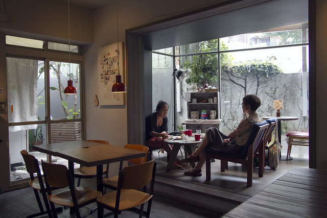 Ecole Cafe