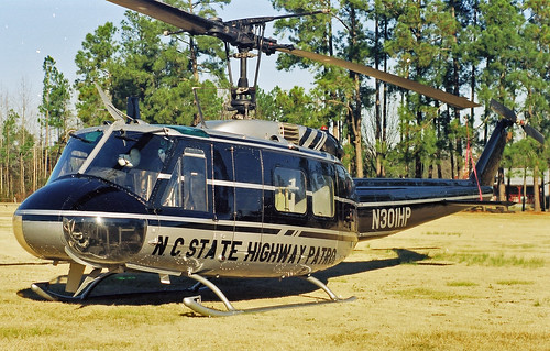 chopper highway bell huey carolina policehelicopter patrol helicopternorth n301hp 6510017