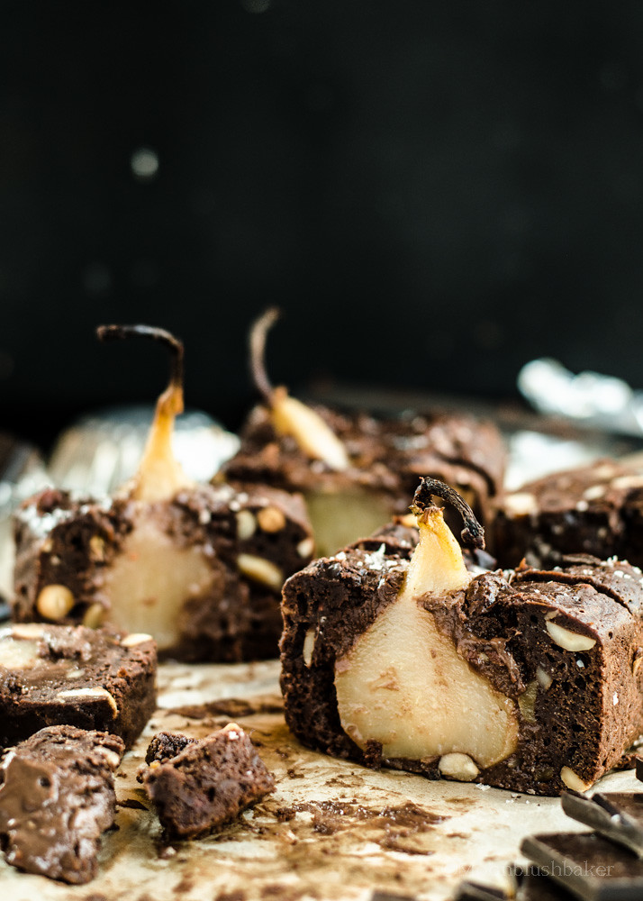 pear brownie (4 of 1)