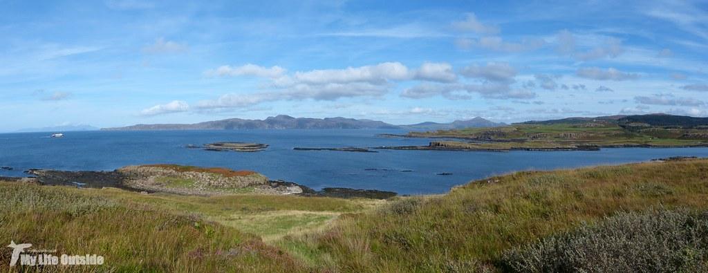 Panorama 5 - Loch Mingary, Isle of Mull
