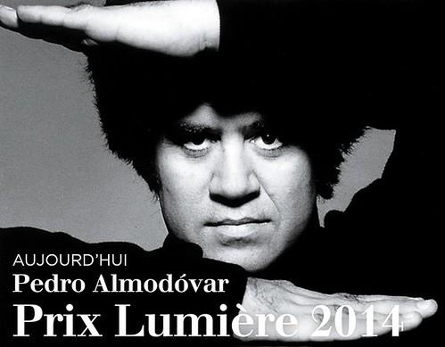 Pedro+Amoldovar+Prix+Festival+Lumière+2014