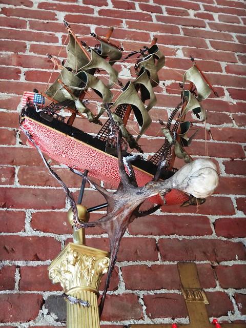 Fivehands trophy