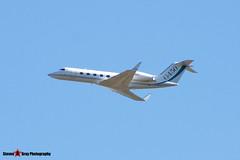 N990GA - 4020 - Gulfstream Aerospace - Gulfstream G450 - Fairford RIAT 2006 - Steven Gray - CRW_1188
